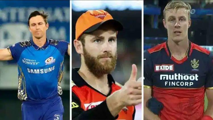 IPL 2021: আই পি এল এর বাকি ম্যাচগুলোতে দেখা যেতে পারে নিউজিল্যান্ডের ক্রিকেটারদের