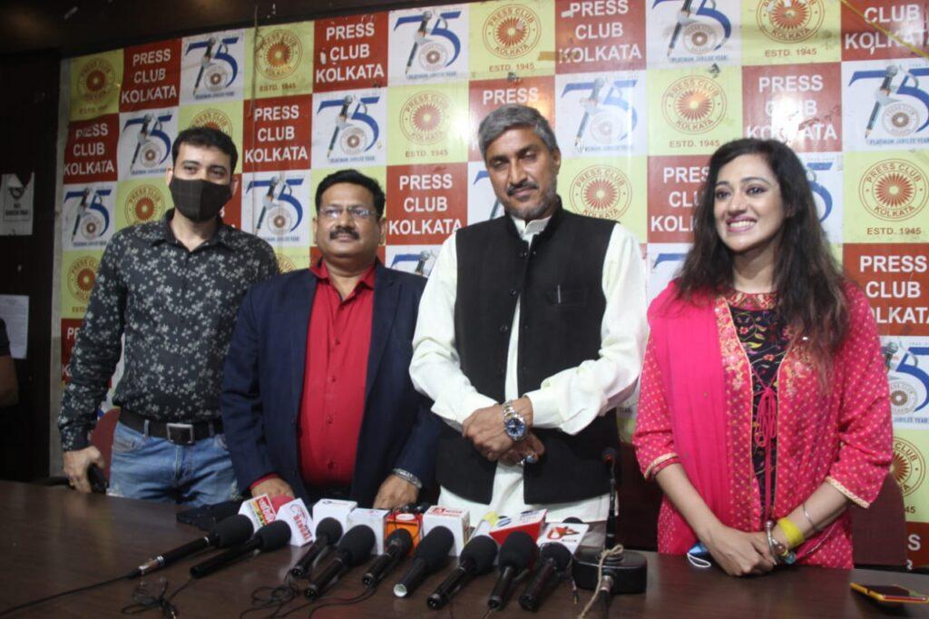 কলকাতার প্রেসক্লাবে ইন্টারন্যাশনাল মানবাধিকার সংগঠনের (IHRO) বার্ষিক সভা ও নতুন সভাপতি নির্বাচিত