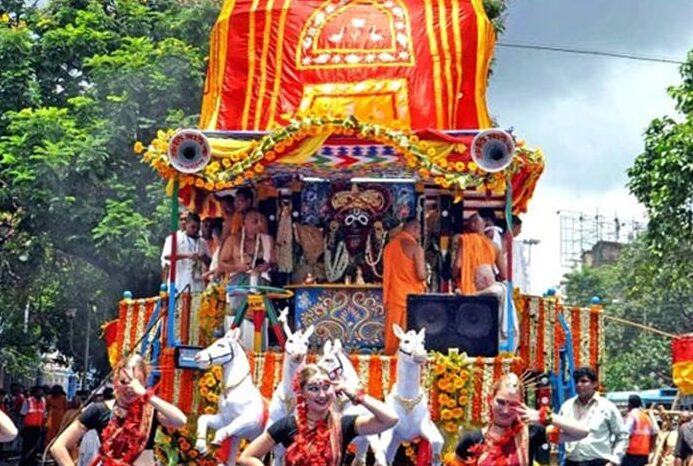 পঞ্চাশতম কলকাতা-রথযাত্রা