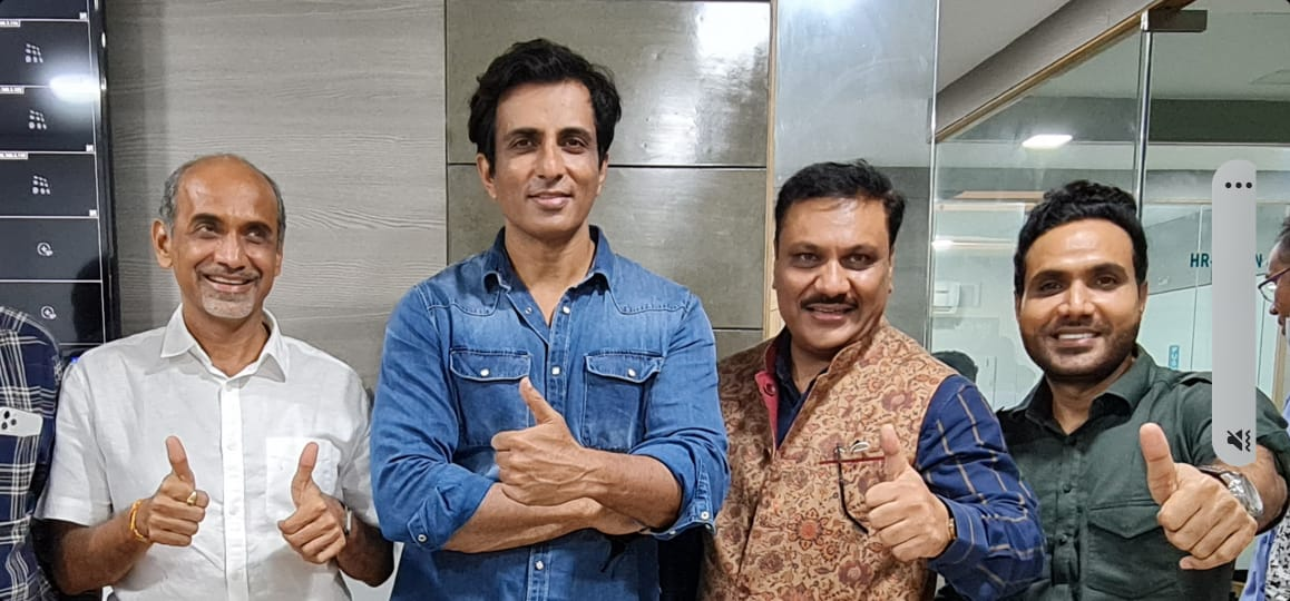 Sonu sood is doing a very noble job for our country: Salim Diwan