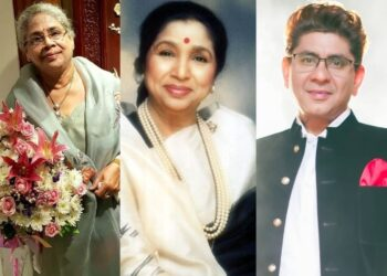 """Legendary singer Asha Bhosle is all praise for Rajan Shahi's 'Anupamaa', called the show """"the need of the hour"""""""