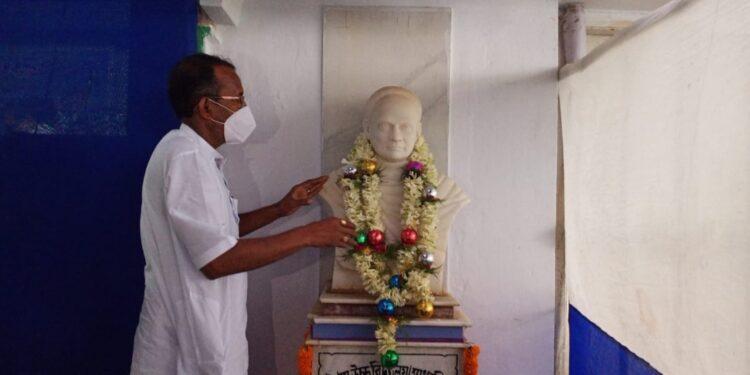বাংলা গদ্যের জনক বিদ্যাসাগরের জন্মজয়ন্তী পালিত হল জামালপুরে