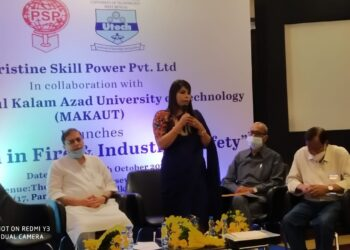 """East India's first course on """"Diploma in Fire & Industrial Safety"""" launched by Pristine Skill Power Pvt. Ltd"""